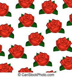 wallpaper red roses