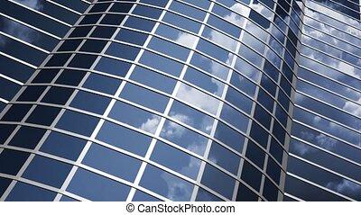 Skyscraper - Cityscape time lapse