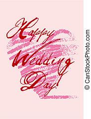 happy wedding\\\'s day