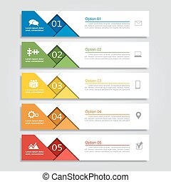 Infographic design template. - Infographic design template...