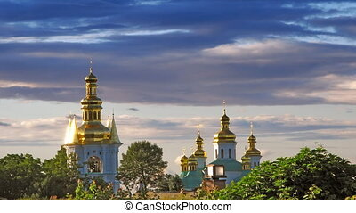 Church - Ukraine, Kiev-Pechersk Lavra