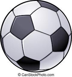 サッカー, ボール
