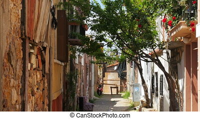 quot;traditional turkish houses, travel destination,...