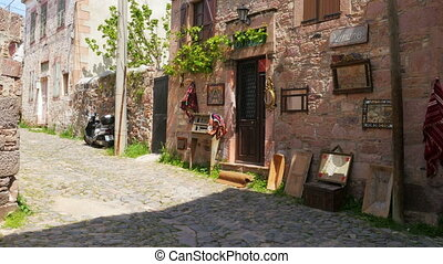 quot;traditional turkish houses, travel destination, cunda,...