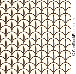 Japan pattern background ;vector illustration