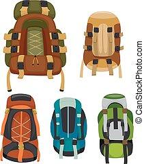 Camping Backpacks