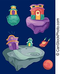 Space Houses