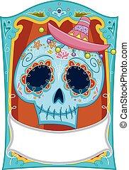 Sugar Skull Board