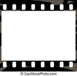 Film frame(slide)