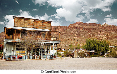 old west store