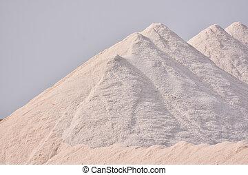 Salt Flat Field - Photo Picture of Salt Flat Production...