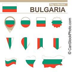 Bulgaria Flag Collection