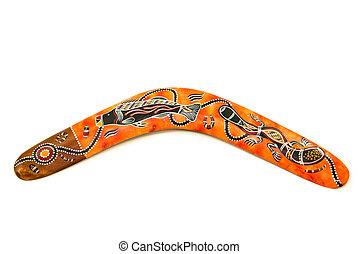 Australian boomerang - Genuine Australian hand made...