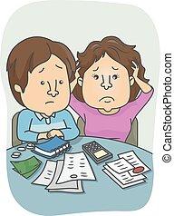 Couple Financial Problem