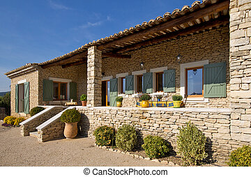 Holiday Home in the Sun - Provencal holiday home in the...