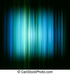 Northern lights, Aurora polaris Abstract vector shiny...