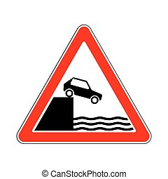 Traffic-Road Sign - Illustration of Triangle Warning Traffic...