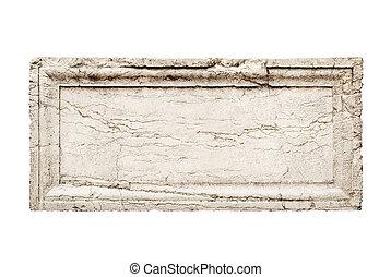 石頭, 平板
