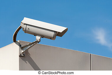 surveillance camera - closed circuit TV surveillance camera...