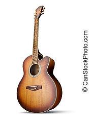 acoustique, guitare
