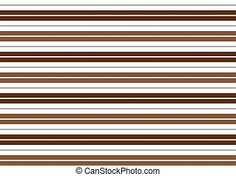 Brown White Stripes Background