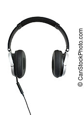 auriculares, oon, blanco
