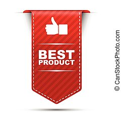 red vector banner design best product - This is red vector...