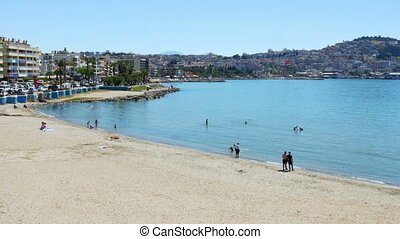 quot;Daily life Summer Travel Destination, kusadasi,...