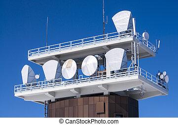 Telecomunicaciones, Antenas,