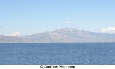 """Bafa lake, turkey"""