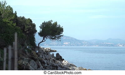 Lerins Abbey in France - Lerins Abbey in Cannes , France
