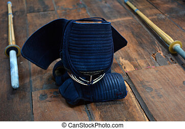 Kendo – Japanese Martial Arts - Japanese warrior Kendo...