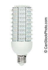 Powerfull energy saving LED light bulb - LED light bulb with...