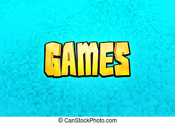 Games Text