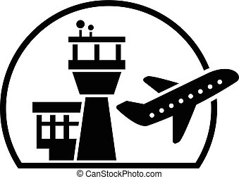 Airport Vector Icon