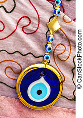 evil eye glass Turkish amulet traditional - traditional evil...