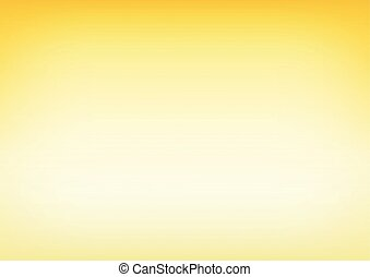 Yellow Buttercup Gradient Background Vector Illustration