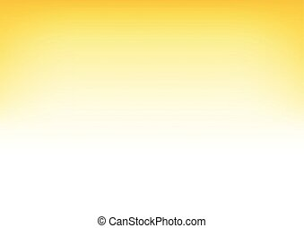 White Yellow Buttercup Gradient Background Vector...