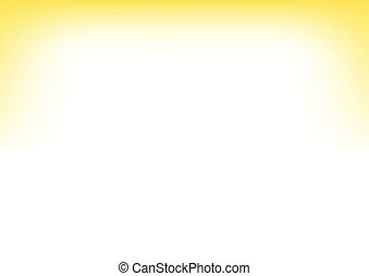 White Yellow Buttercup Copyspace Background Vector...