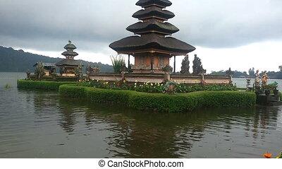 Temple Pura Ulun Danu Bratan - Pura Ulun Danu Bratan, or...