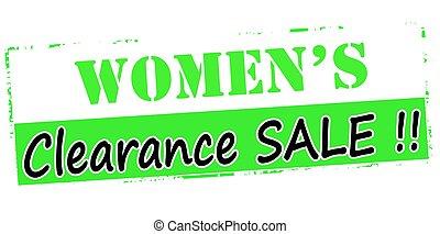 Women clearance sale