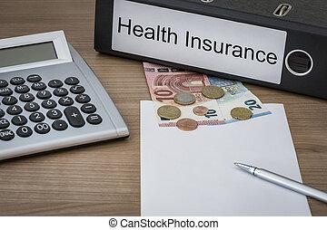 黏合劑, 健康, 寫, 保險