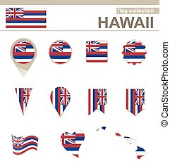 Hawaii Flag Collection
