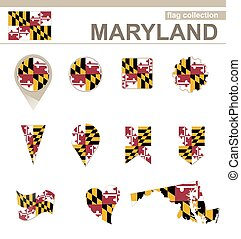 Maryland Flag Collection