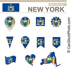 New York Flag Collection