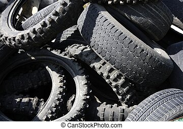 pneumatics tyres recycle ecology industry