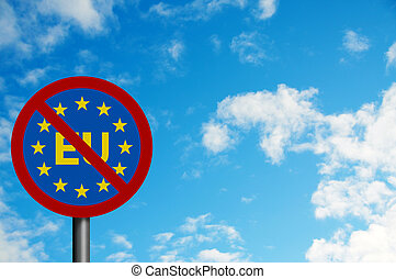 Political issues series: \\\'Euro-sceptic\\\' concept -...