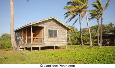 beach cabin corn island swamp - cabin Big Corn Island...