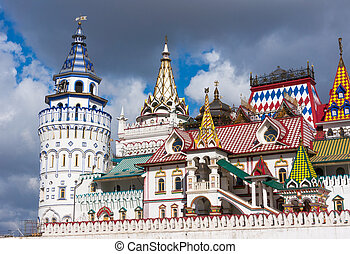 Kremlin In Izmailovo in Moscow - Cultural-Entertainment...