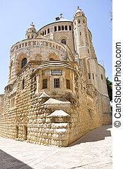 Dormition Abbey - Dormition Catholic Abbey Jerusalem Old...